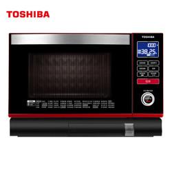 Toshiba/东芝 A5-251D变频微波炉蒸汽箱 微蒸烤一体机