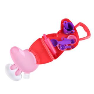 Peppa Pig 小猪佩奇 过家家玩具 手提盒系列 厨师手提盒