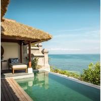 旅游BUG价、历史低价:正春节!巴厘岛四季酒店立减8000!