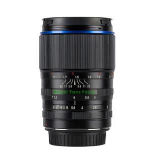 Laowa 老蛙 105mm F2.0 (T3.2)B-Dreamer STF 定焦镜头 (佳能卡口)