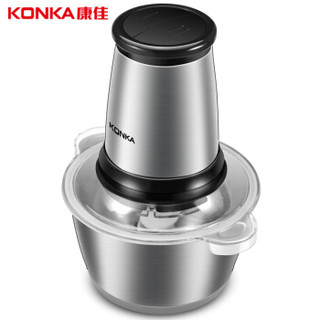 KONKA 康佳 KMG-W1811G 绞肉机 玻璃碗