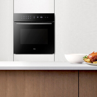 Midea 美的 极光 ET1065JG-01SE 嵌入式烤箱  65L