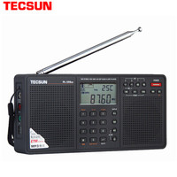 TECSUN/德生 PL398MP 收音机  黑色
