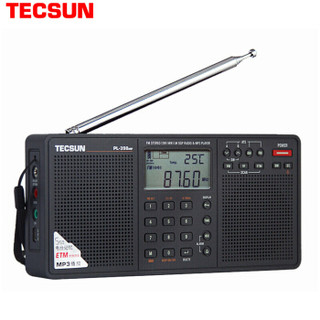 TECSUN/德生 PL398MP 收音机