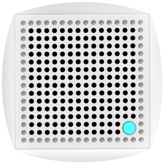LINKSYS 领势 WHW0103 1300M 千兆双频 WiFi 5 分布式路由器 白色 三个装