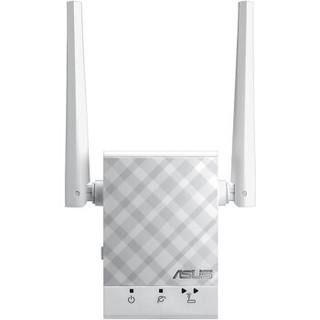 华硕(ASUS)RP-AC51 AC750M 双频wifi信号放大器 无线扩展器中继器 家用路由器无线信号增强器
