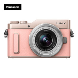 Panasonic 松下 GF10K M4/3画幅无反相机套机(12-32mm镜头)玫瑰金粉