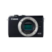 Canon 佳能 EOS M100 无反相机单机身 黑色