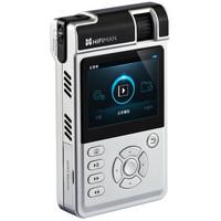 HiFiMAN 头领科技 HM650 音乐播放器 (银色配平衡卡)