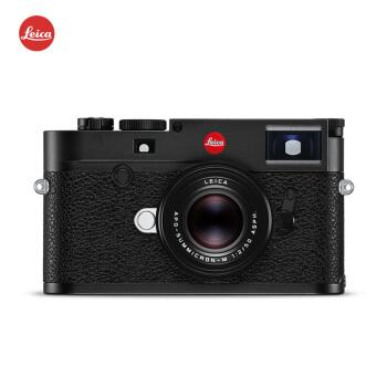 Leica 徕卡 M10 全画幅旁轴数码相机单机身 黑色