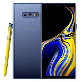 SAMSUNG 三星 GalaxyNote 9 智能手机 6GB+128GB 寒霜蓝