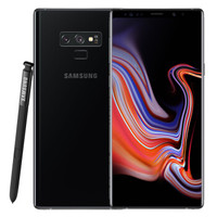 限地区 : SAMSUNG 三星 Galaxy Note9 智能手机 丹青黑 8GB 512GB