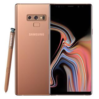SAMSUNG 三星 Galaxy Note9 智能手机 玄镜铜 6GB 128GB