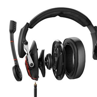 SENNHEISER 森海塞尔 GSP600 头戴式游降噪戏耳机