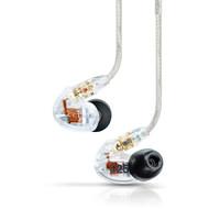 SHURE 舒尔 SE425 双单元动铁入耳式HiFi耳机 透明色