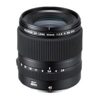 FUJIFILM 富士 GF 45mm F2.8 R WR 中画幅标准定焦镜头