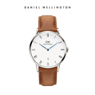 DanielWellington 丹尼尔惠灵顿 DAPPER系列 DW00100116 男士石英腕表