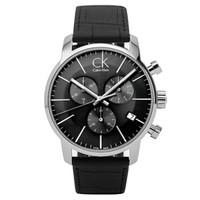 CALVIN KLEIN 卡尔文·克莱 CITY系列 K2G271C3 男士石英腕表