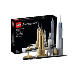 LEGO 乐高 建筑系列 21028 New York City 纽约城
