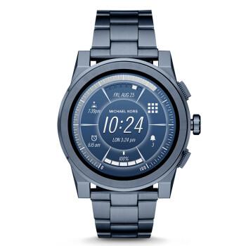 MICHAEL KORS 迈克·科尔斯 MKT5028 男士智能手表 钢制表带 智能触屏