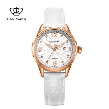 TIAN WANG 天王 星辰系列 LS5831P/D-W 女士机械腕表