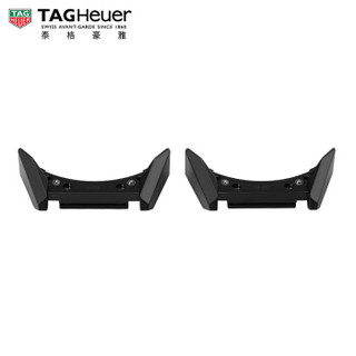 TAG Heuer 泰格豪雅 AFB3262 钛金属表耳 可拆卸黑色哑光陶瓷处理 45毫米