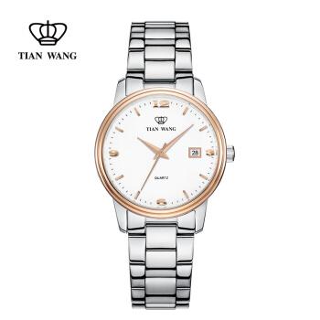 TIAN WANG 天王 沧海系列 LS3873TP/D 女士石英手表