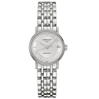 LONGINES 浪琴 瑰丽系列 L4.321.4.78.6 女士机械手表