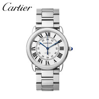 1日0点:Cartier 卡地亚 ROTONDE DE CARTIER系列 WSRN0012 女士机械腕表