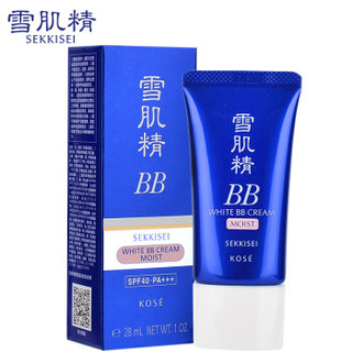 SEKKISEI 雪肌精 美白BB霜(水润型)01 SPF30+PA+++ 30g