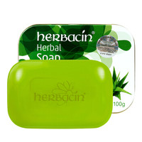 herbacin 贺本清 芦荟保湿洁面皂 100g