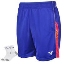 VICTOR 威克多 R-6590F 针织运动短裤