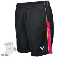 VICTOR 威克多 R-6590C 男子羽毛球短裤