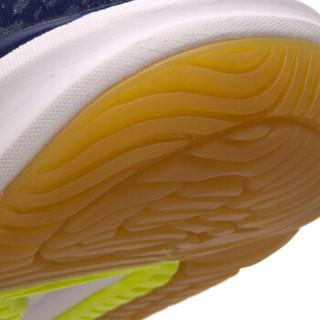 LI-NING 李宁 AYTN015-1 羽毛球系列 男子羽毛球训练鞋 图蓝色/荧光亮绿 41码