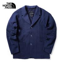 THE NORTH FACE Urban Exploration 3LDA 男士弹力西服 (蓝色、S)