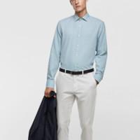 ZARA EASY CARE系列衬衫 07545365500 男士衬衫