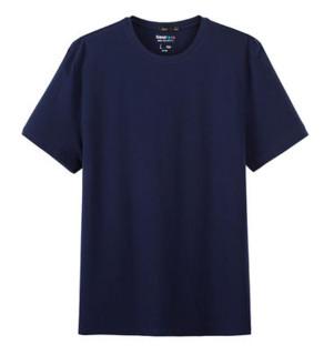 Semir 森马 男士纯色T恤