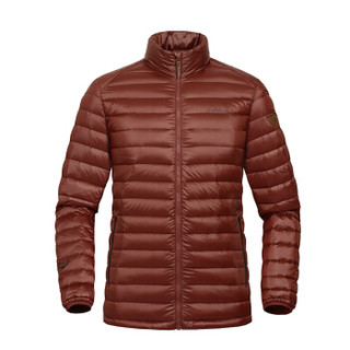 NORTHLAND 诺诗兰 GD065701 男款羽绒服(深红色 175/92A)