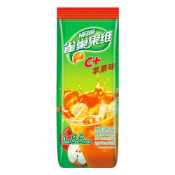 Nestlé 雀巢 冲饮果汁粉 果维C+苹果味 苹果C 1kg *7件