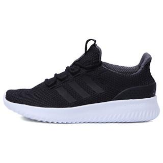 adidas 阿迪达斯 NEO CLOUDFOAM ULTIMATE CG5800 男子休闲鞋 一号黑/一号黑/石墨蓝 44
