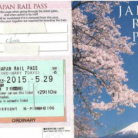 日本铁路周游券