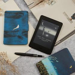Kindle 电子书阅读器 入门版 吴冠中新月系列套装