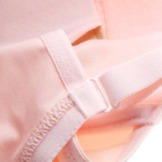 Aimer 爱慕 AM12HB1 女士3/4罩杯内衣 粉色 C75