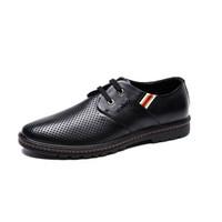 AOKANG 奥康 165512065 男士镂空皮鞋