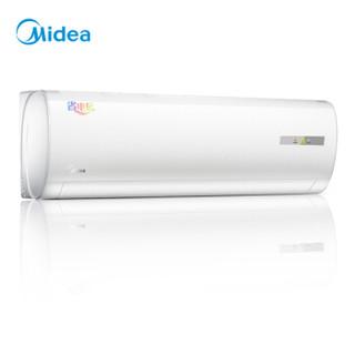 美的(Midea)小1匹 定速 冷暖 空调挂机 省电星 KFR-23GW/DY-DA400(D3)