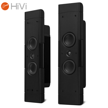 惠威(HiVi)V9A 电视音响 家庭影院 回音壁 无线蓝牙客厅壁挂式音响音箱