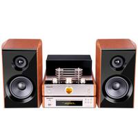 诺普声(Nobsound)TAP-525 升级TAP-535胆机HIFI套装 蓝牙迷你组合音响 发烧电子管书架音箱组合 高保真