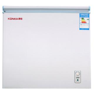 KONKA 康佳 BD/BC-160DTZ 160升 冷柜