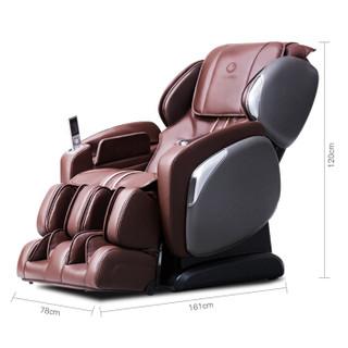 OGAWA 奥佳华 OG-7501 天行者多功能按摩椅 棕色