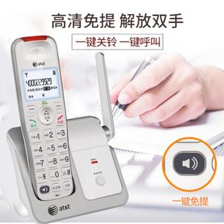 at&t CRL51102WT 无绳电话机单机 (白色)